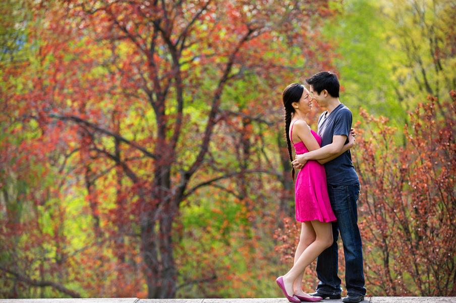 Skylands NJ Botanical Gardens Engagement Session Danette Pascarella Photography-1