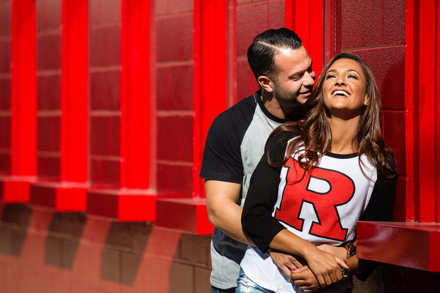 Rutgers Engagement Session-02
