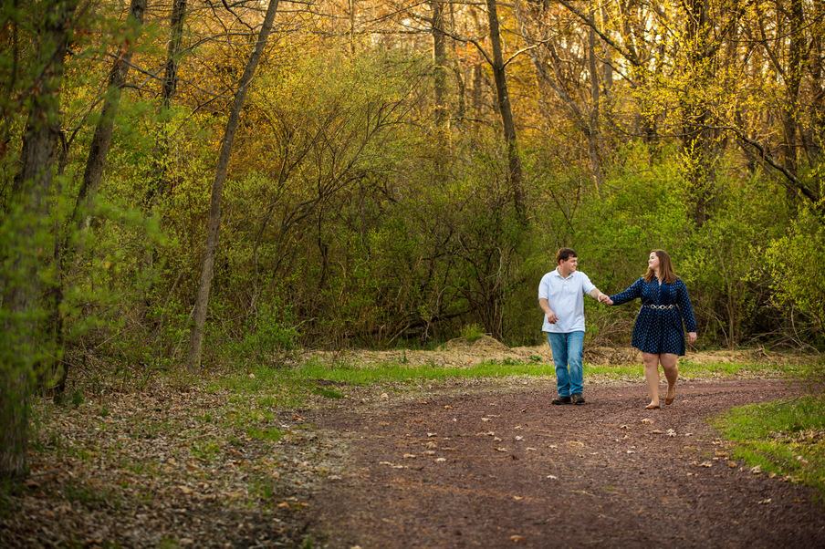 Nockamixon State Park Engagement Photos_Central Jersey Wedding Photographer_Danette Pascarella-3